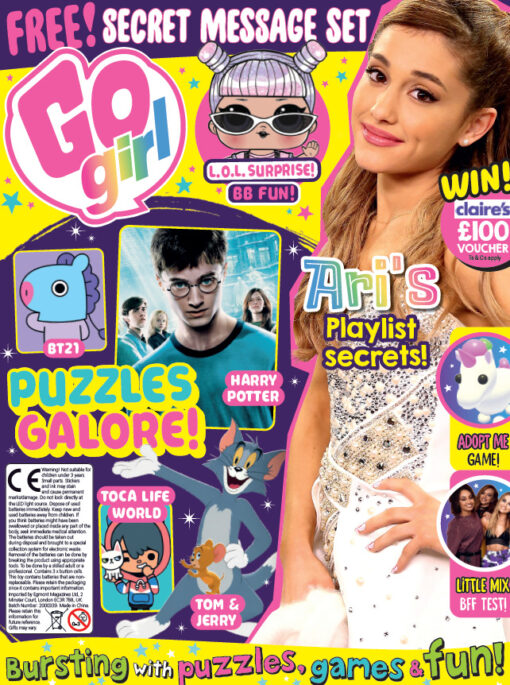 Go Girl magazine
