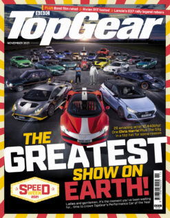 Top Gear Issue 353 The Greatest Show On Earth